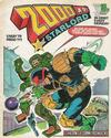 Cover for 2000 AD and Starlord (IPC, 1978 series) #111