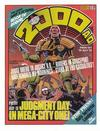 Cover for 2000 AD and Starlord (IPC, 1978 series) #121