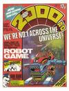 Cover for 2000 AD and Starlord (IPC, 1978 series) #122