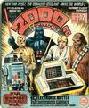 Cover for 2000 AD and Tornado (IPC, 1979 series) #166
