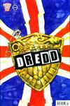 Cover for 2000 AD (Rebellion, 2001 series) #1293
