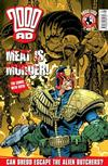 Cover for 2000 AD (Rebellion, 2001 series) #1366