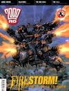 Cover for 2000 AD (Rebellion, 2001 series) #1378