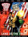 Cover for 2000 AD (Rebellion, 2001 series) #1393