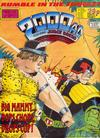 Cover for 2000 AD (Fleetway Publications, 1987 series) #539