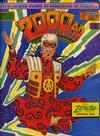 Cover for 2000 AD (Fleetway Publications, 1987 series) #540
