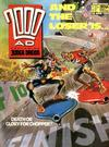 Cover for 2000 AD (Fleetway Publications, 1987 series) #570
