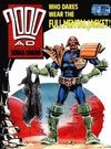 Cover for 2000 AD (Fleetway Publications, 1987 series) #578