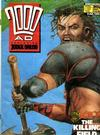Cover for 2000 AD (Fleetway Publications, 1987 series) #582