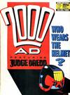 Cover for 2000 AD (Fleetway Publications, 1987 series) #584