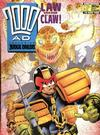 Cover for 2000 AD (Fleetway Publications, 1987 series) #587