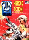 Cover for 2000 AD (Fleetway Publications, 1987 series) #675