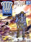 Cover for 2000 AD (Fleetway Publications, 1987 series) #687