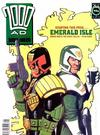 Cover for 2000 AD (Fleetway Publications, 1987 series) #727