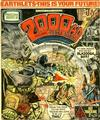 Cover for 2000 AD (IPC, 1977 series) #244