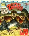 Cover for 2000 AD (IPC, 1977 series) #250