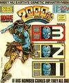 Cover for 2000 AD (IPC, 1977 series) #323