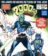 Cover for 2000 AD (IPC, 1977 series) #325