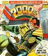 Cover for 2000 AD (IPC, 1977 series) #412
