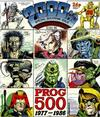 Cover for 2000 AD (IPC, 1977 series) #500