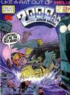 Cover for 2000 AD (IPC, 1977 series) #524