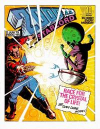 Cover Thumbnail for 2000 AD and Starlord (IPC, 1978 series) #115