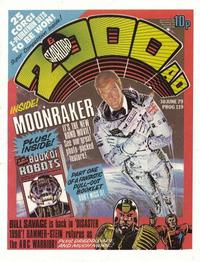 Cover Thumbnail for 2000 AD and Starlord (IPC, 1978 series) #119