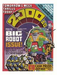 Cover Thumbnail for 2000 AD and Starlord (IPC, 1978 series) #120