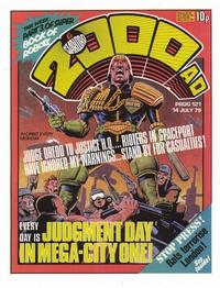 Cover Thumbnail for 2000 AD and Starlord (IPC, 1978 series) #121