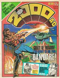 Cover Thumbnail for 2000 AD and Starlord (IPC, 1978 series) #123