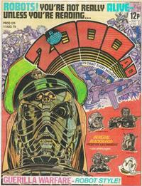 Cover Thumbnail for 2000 AD and Starlord (IPC, 1978 series) #125