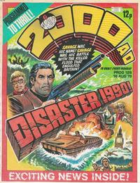 Cover Thumbnail for 2000 AD and Starlord (IPC, 1978 series) #126