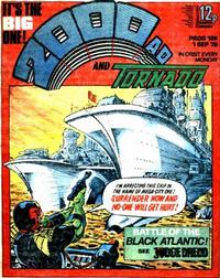 Cover Thumbnail for 2000 AD and Tornado (IPC, 1979 series) #128