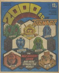 Cover for 2000 AD and Tornado (IPC, 1979 series) #130
