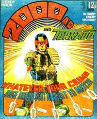 Cover Thumbnail for 2000 AD and Tornado (IPC, 1979 series) #131