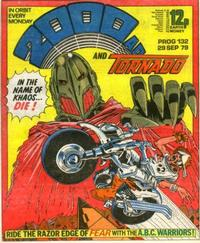 Cover Thumbnail for 2000 AD and Tornado (IPC, 1979 series) #132