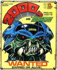 Cover Thumbnail for 2000 AD and Tornado (IPC, 1979 series) #133