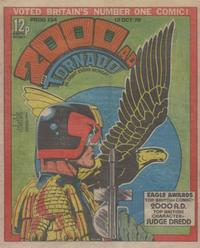Cover Thumbnail for 2000 AD and Tornado (IPC, 1979 series) #134