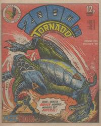 Cover Thumbnail for 2000 AD and Tornado (IPC, 1979 series) #135