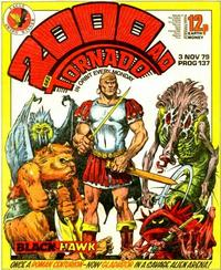 Cover Thumbnail for 2000 AD and Tornado (IPC, 1979 series) #137