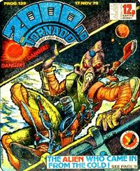 Cover Thumbnail for 2000 AD and Tornado (IPC, 1979 series) #139