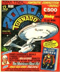Cover Thumbnail for 2000 AD and Tornado (IPC, 1979 series) #140