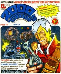 Cover Thumbnail for 2000 AD and Tornado (IPC, 1979 series) #141