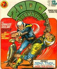 Cover Thumbnail for 2000 AD and Tornado (IPC, 1979 series) #143