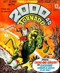 Cover Thumbnail for 2000 AD and Tornado (IPC, 1979 series) #149