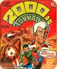 Cover Thumbnail for 2000 AD and Tornado (IPC, 1979 series) #151