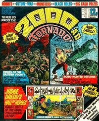 Cover Thumbnail for 2000 AD and Tornado (IPC, 1979 series) #152