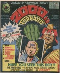 Cover Thumbnail for 2000 AD and Tornado (IPC, 1979 series) #156
