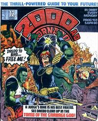 Cover Thumbnail for 2000 AD and Tornado (IPC, 1979 series) #159