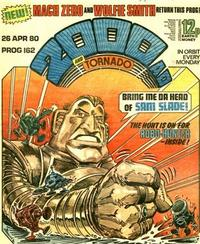 Cover Thumbnail for 2000 AD and Tornado (IPC, 1979 series) #162